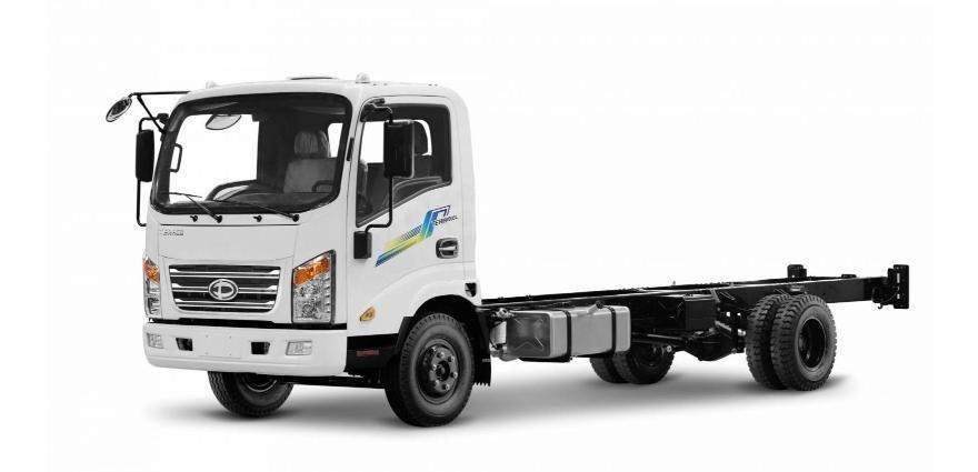 Bán xe tải 3.5 tấn Tera 345SL thùng kín, thùng lửng, thùng bạt với chiều dài thùng lên đến 6.1 mét tại Hải Phòng và Quảng Ninh (4)
