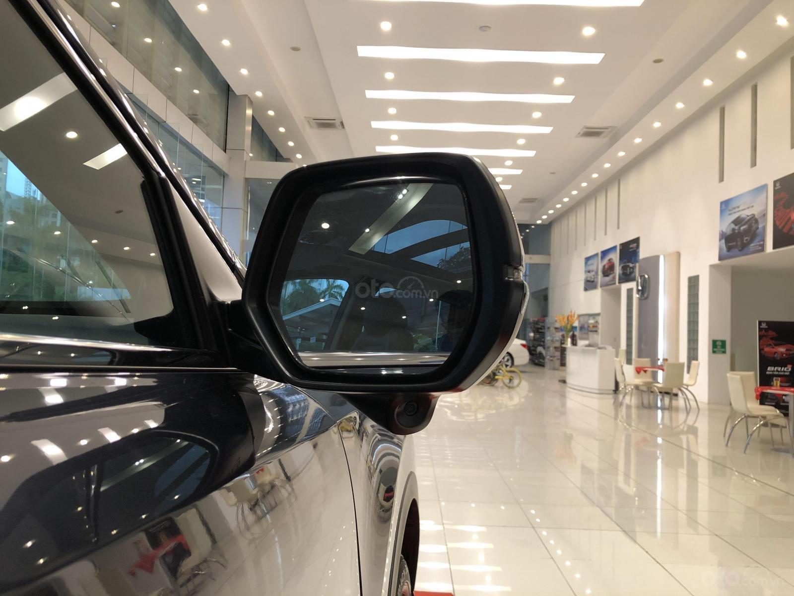Honda CRV giá tốt miền Bắc - ưu đãi khủng tặng ngay tiền mặt + phụ kiện lên tới 140tr, trả góp 85% lãi suất ưu đãi (7)