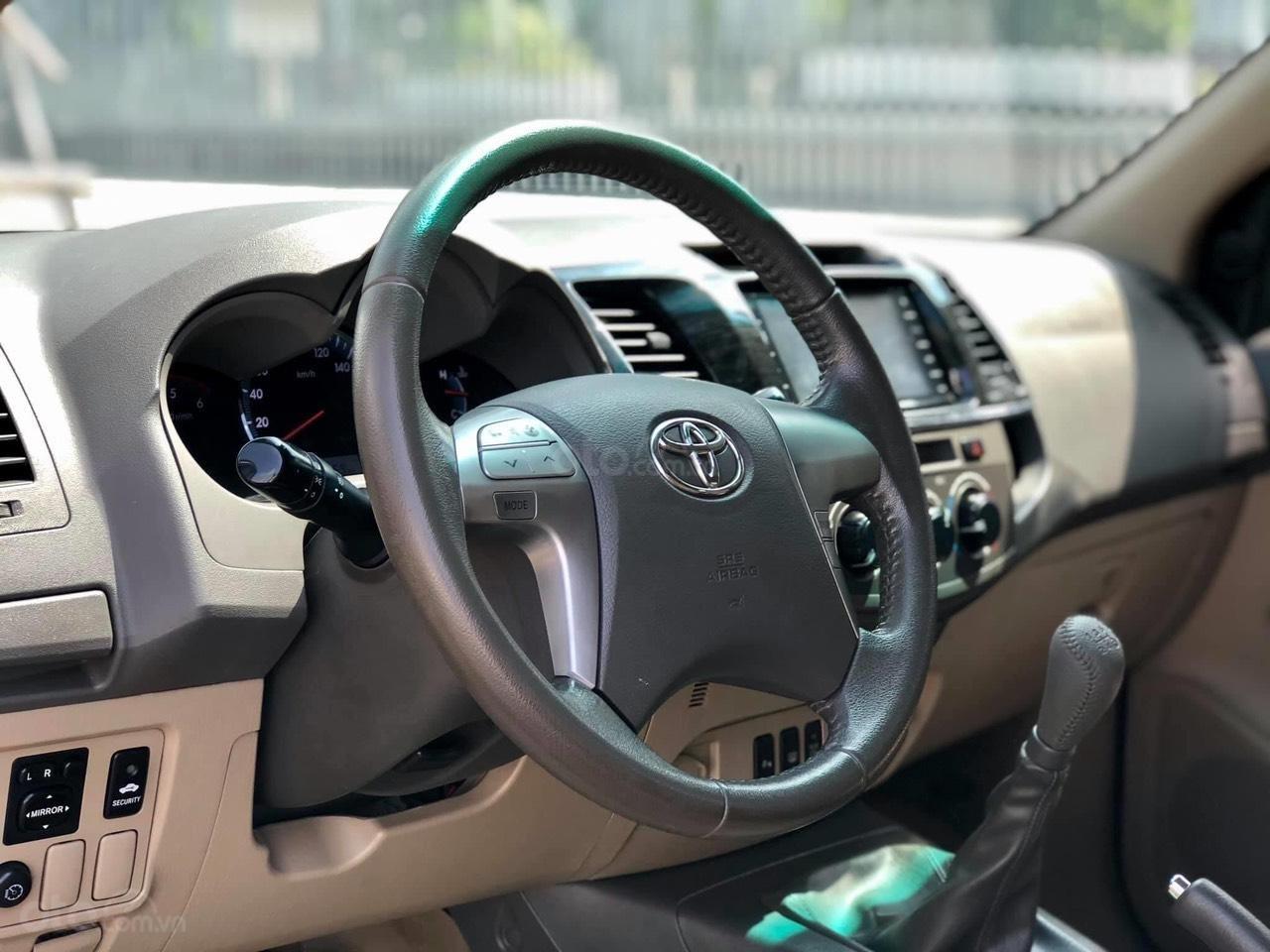 Bán Toyota Fortuner sản xuất năm 2013 giá  thương lượng (9)