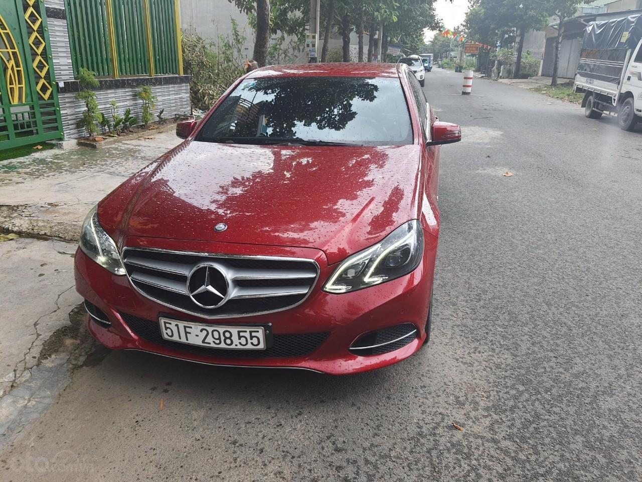 Cần bán xe Mercedes E200 đời 2015 (3)