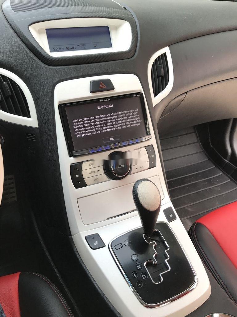 Xe Hyundai Genesis năm sản xuất 2009, nhập khẩu nguyên chiếc còn mới (6)