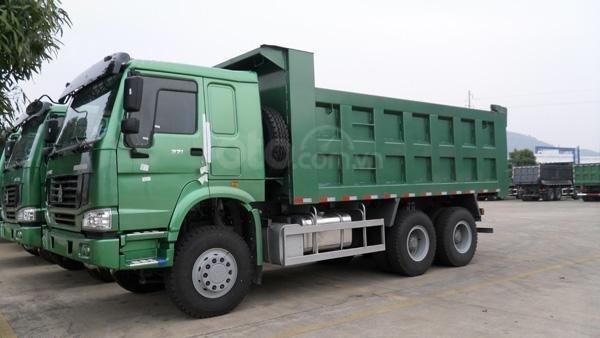 Bán xe tải Ben Howo 3 chân tải 11 tấn giá rẻ tại Hải Phòng và Quảng Ninh, Hải Dương (2)