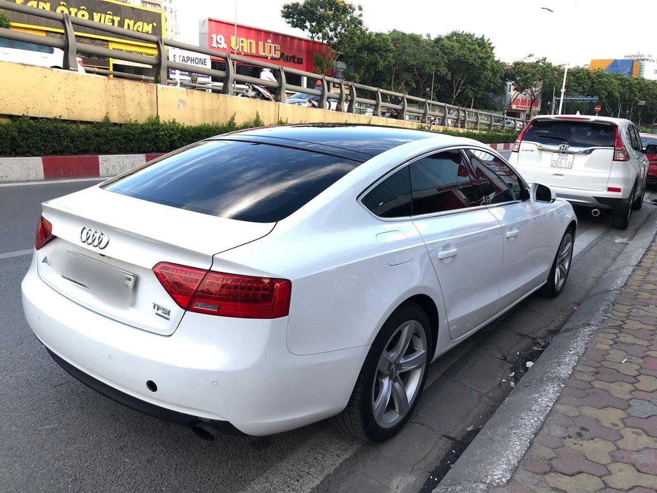 Cần bán lại xe Audi A5 năm 2012, giá tốt (13)