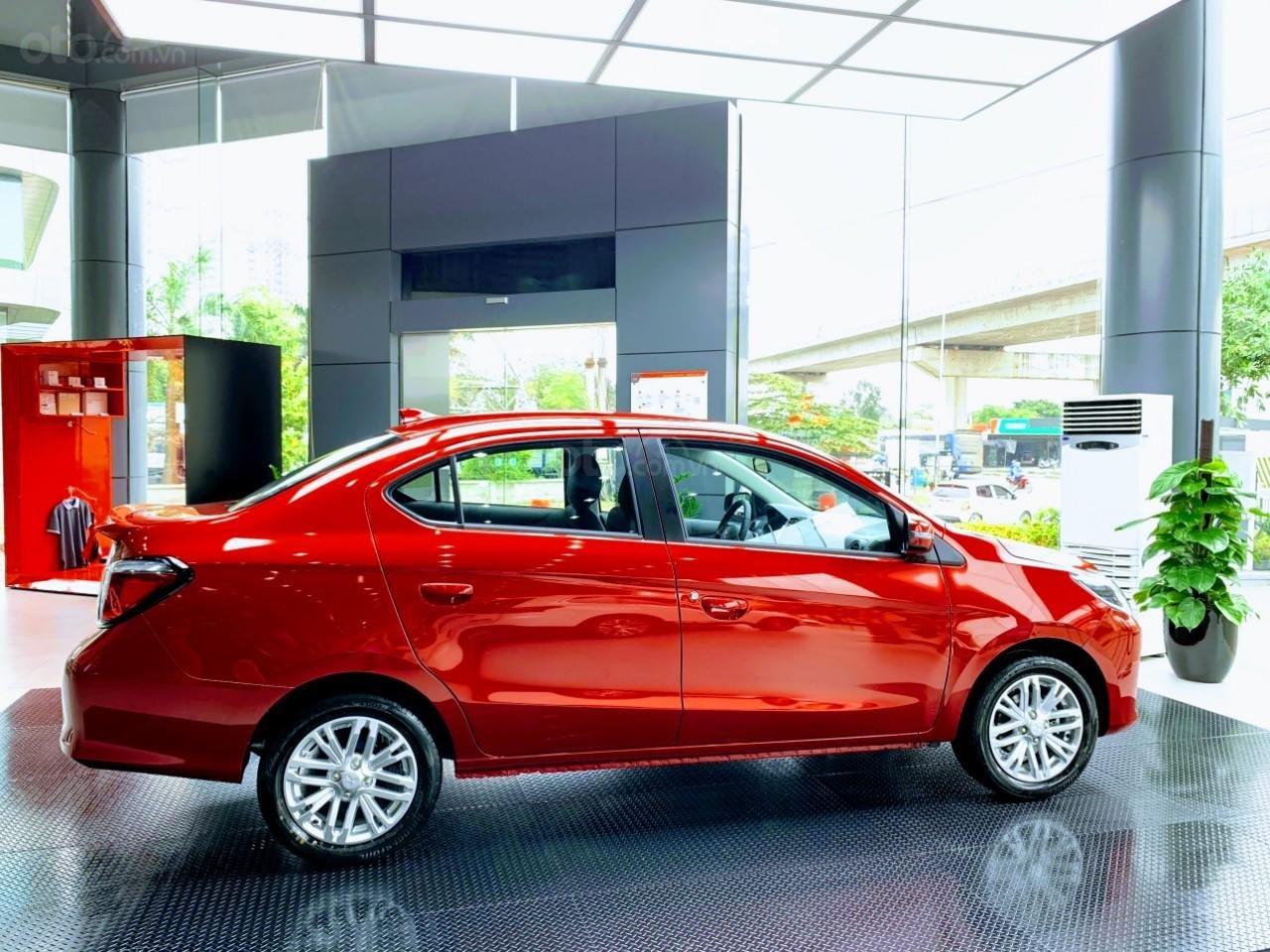 (Hot) Mitsubishi Bắc Ninh - Attrage giảm 50% thuế trước bạ, giảm tiền mặt, kèm phụ kiện chính hãng (4)