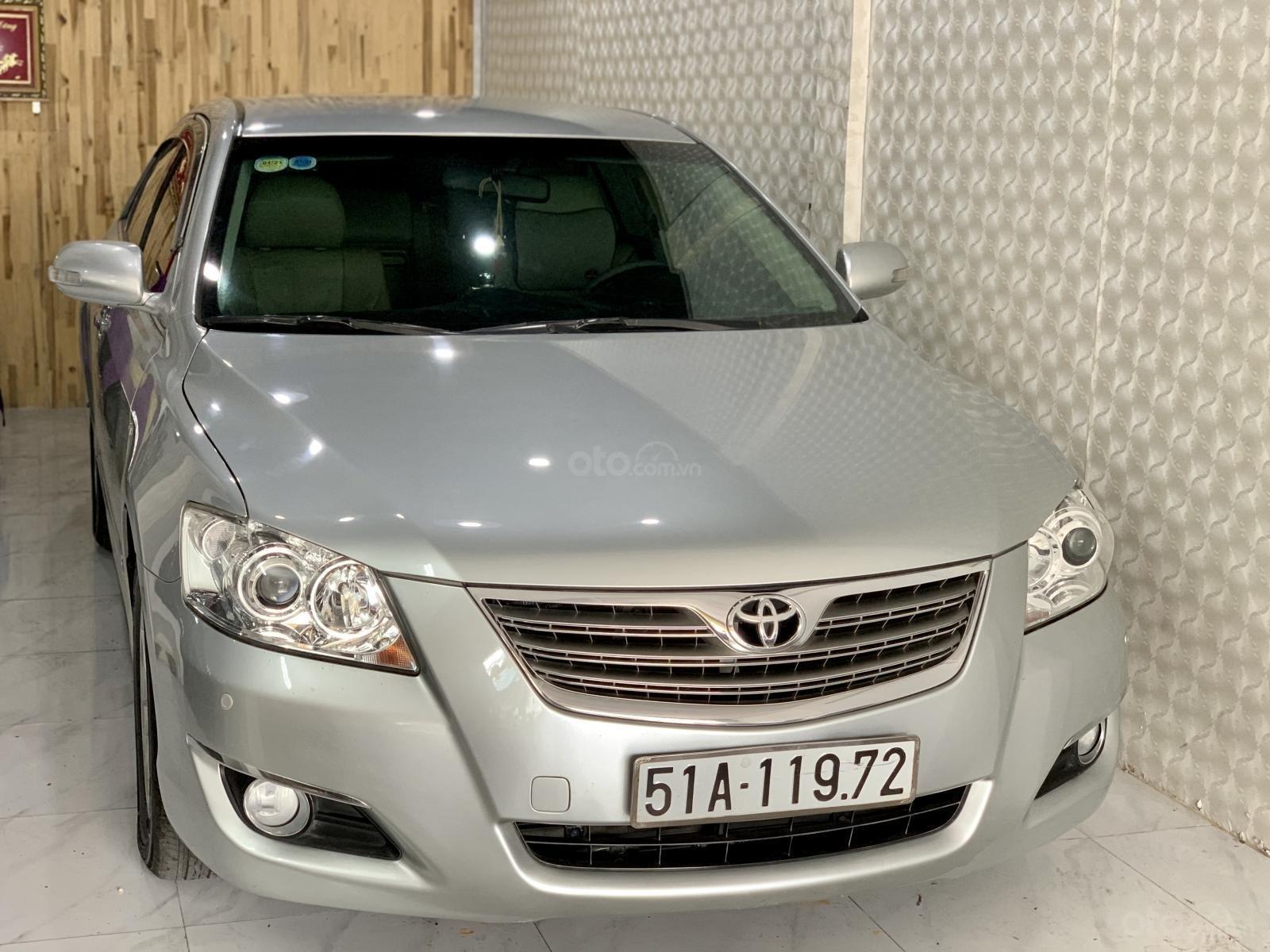 Toyota Camry 2.4 xe nguyên bản còn 95% (5)