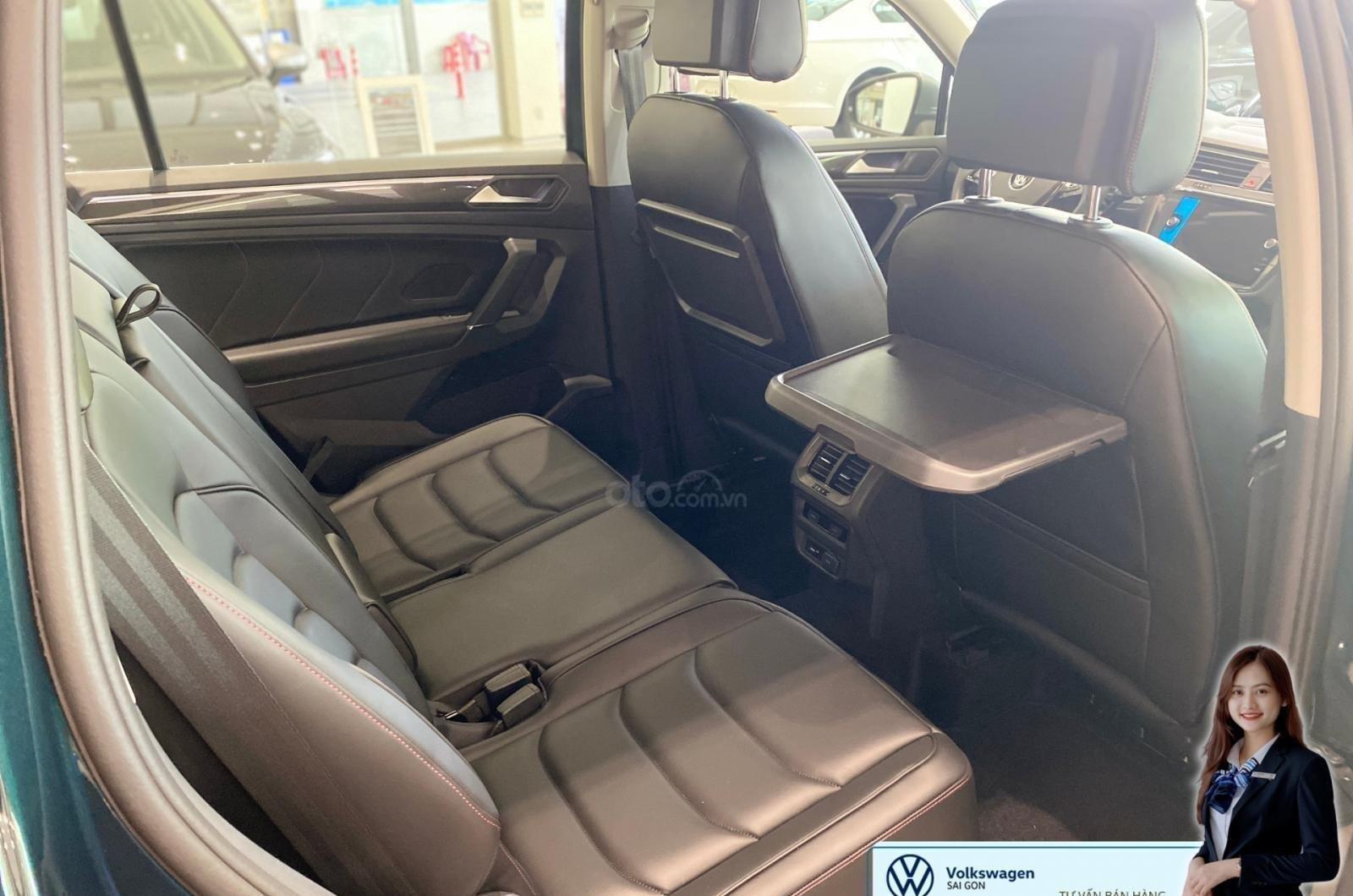 Xe Volkswagen Tiguan Luxury S màu xanh rêu - Bản cao cấp nhất 2020 Nhập khẩu (8)