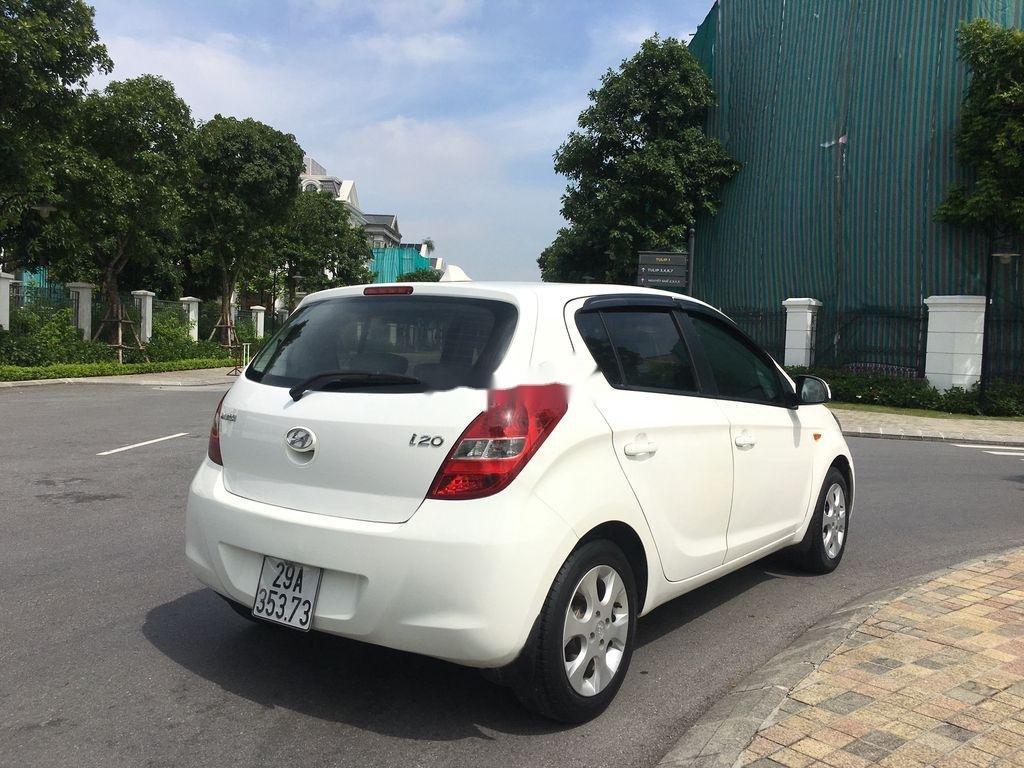 Bán Hyundai i20 1.4AT năm sản xuất 2011, màu trắng, nhập khẩu (7)