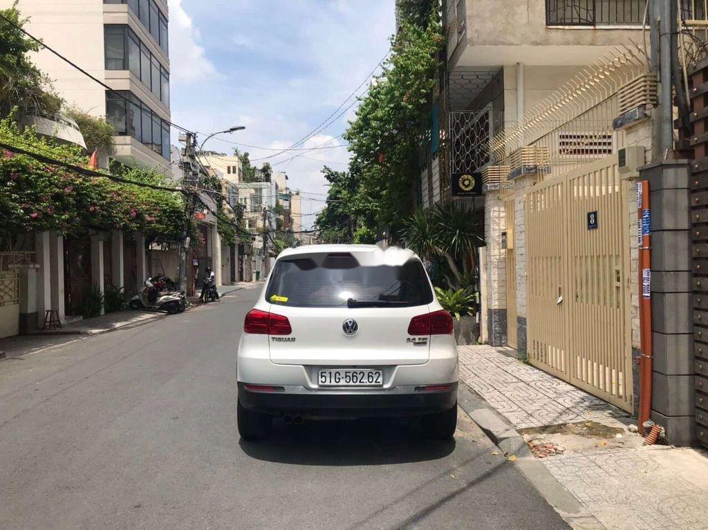 Bán xe Volkswagen Tiguan năm 2016, xe nhập, 840 triệu (2)