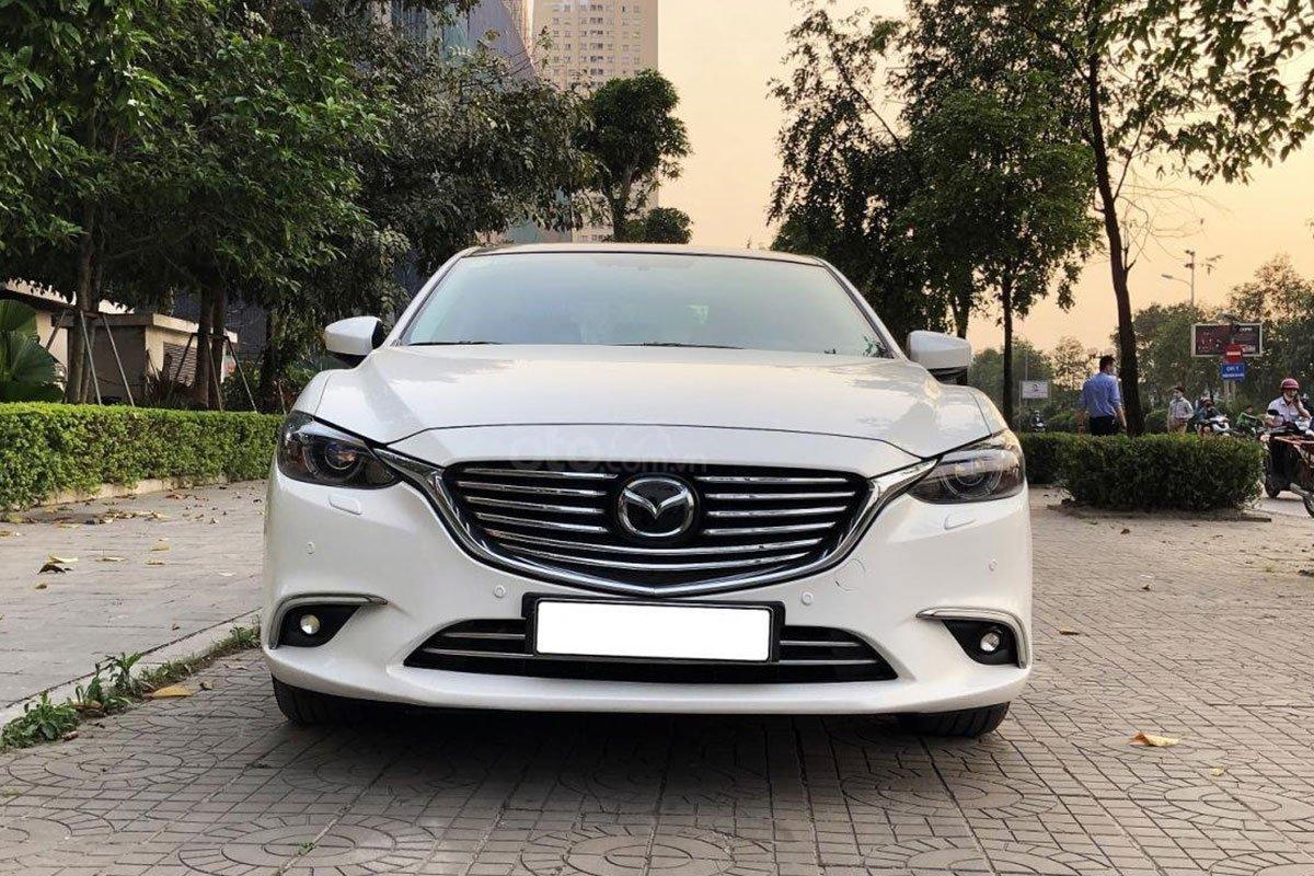 Thiết kế đầu xe Mazda 6 2015 1