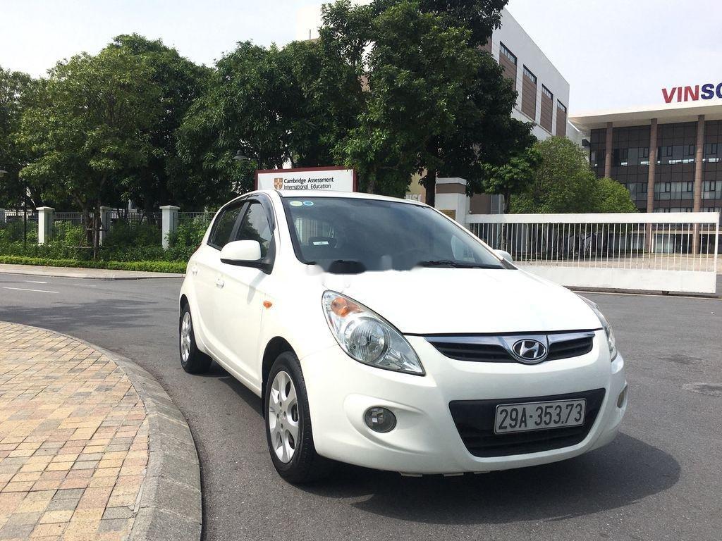 Bán Hyundai i20 1.4AT năm sản xuất 2011, màu trắng, nhập khẩu (2)