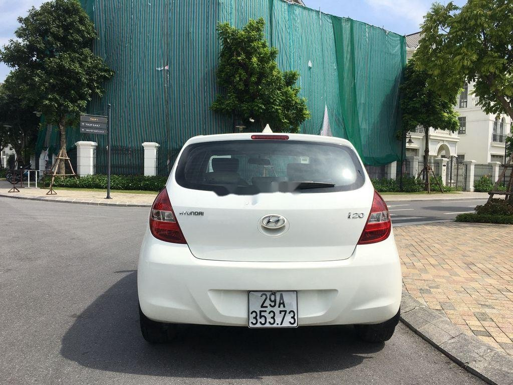 Bán Hyundai i20 1.4AT năm sản xuất 2011, màu trắng, nhập khẩu (6)