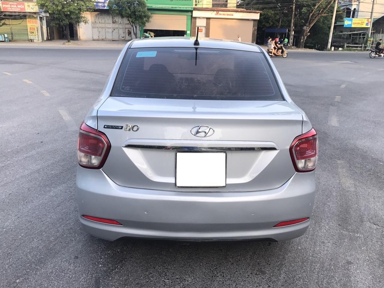 Hyundai Grand i10 1.2 Sport 2016, màu bạc, nhập khẩu, 1 chủ từ mới, bản full kịch đồ, xe quá chất lượng (15)
