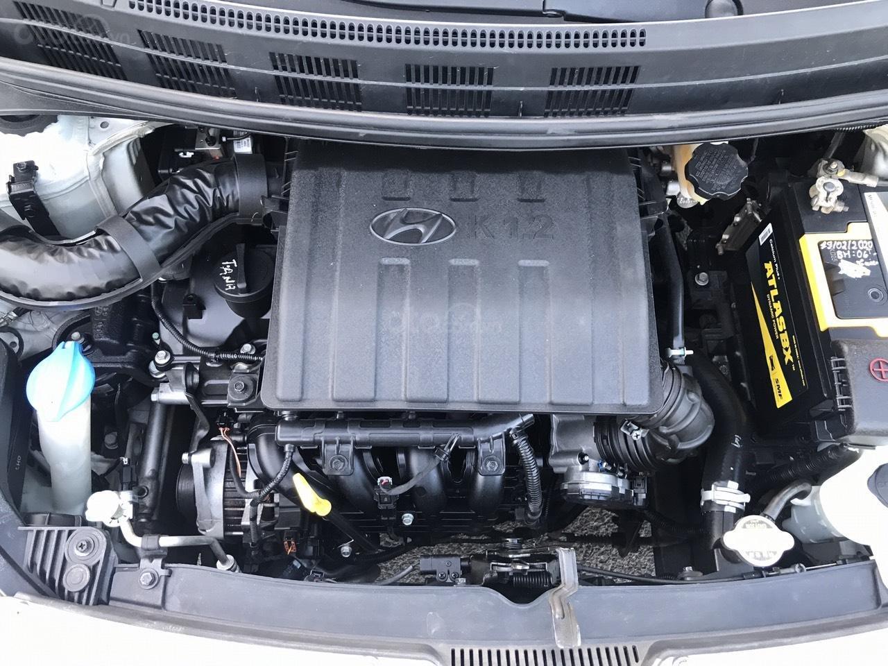 Hyundai Grand i10 1.2 Sport 2016, màu bạc, nhập khẩu, 1 chủ từ mới, bản full kịch đồ, xe quá chất lượng (8)