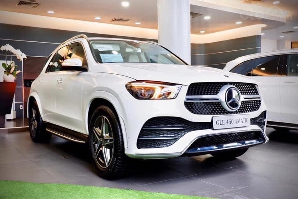 Mercedes GLE450 đời 2020, giao ngay (1)
