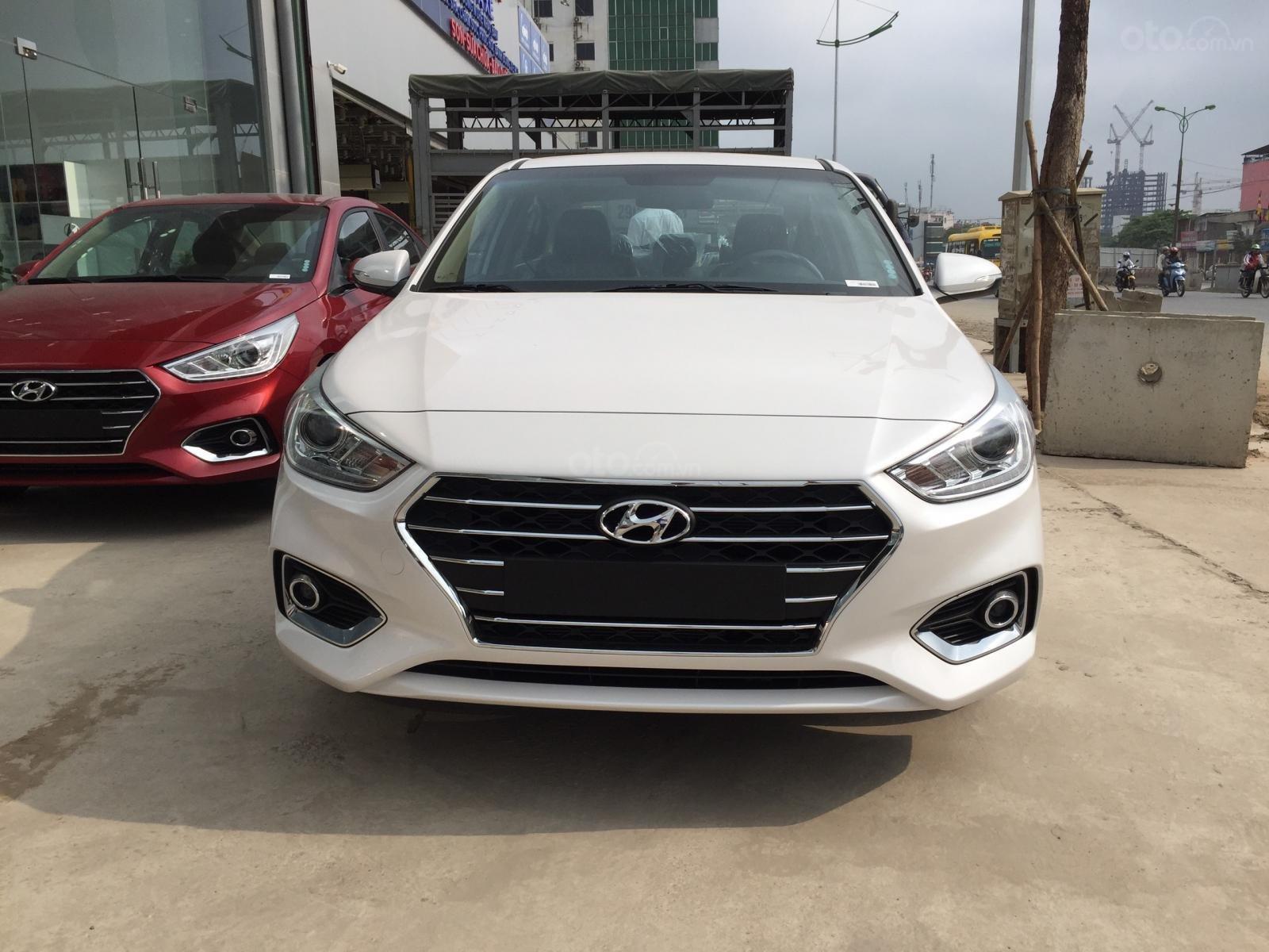 Hyundai Accent 2020 bản đặc biệt - giá tốt tháng 8 (ngâu), trả góp lên đến 85%, chỉ cần trả trước 125 triệu lấy xe ngay (7)