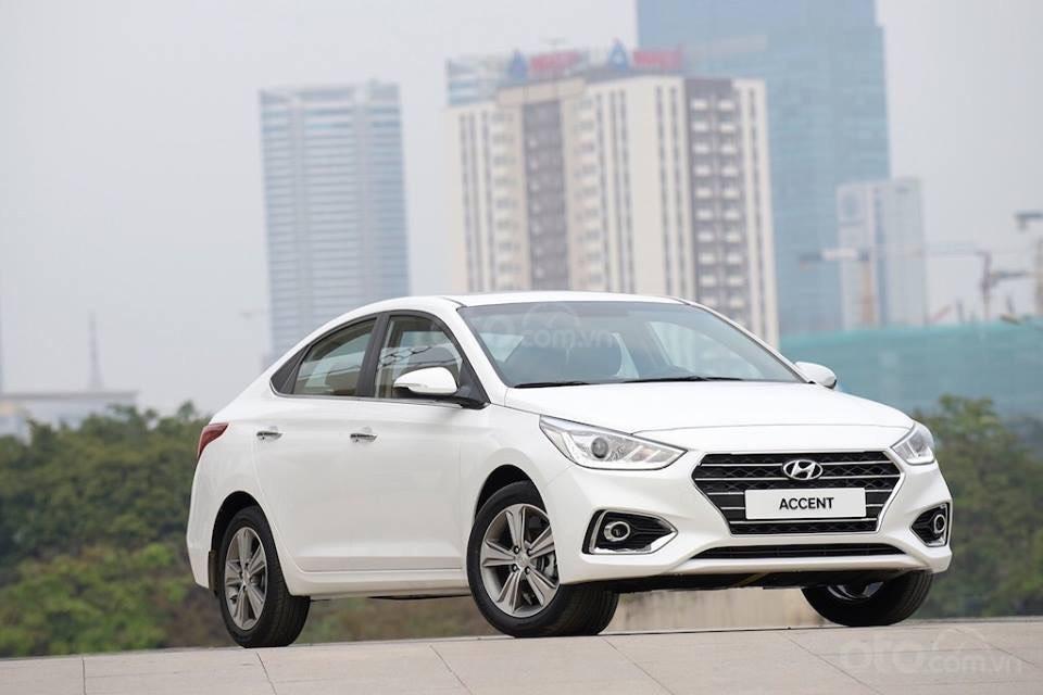 Hyundai Accent 2020 bản đặc biệt - giá tốt tháng 8 (ngâu), trả góp lên đến 85%, chỉ cần trả trước 125 triệu lấy xe ngay (1)