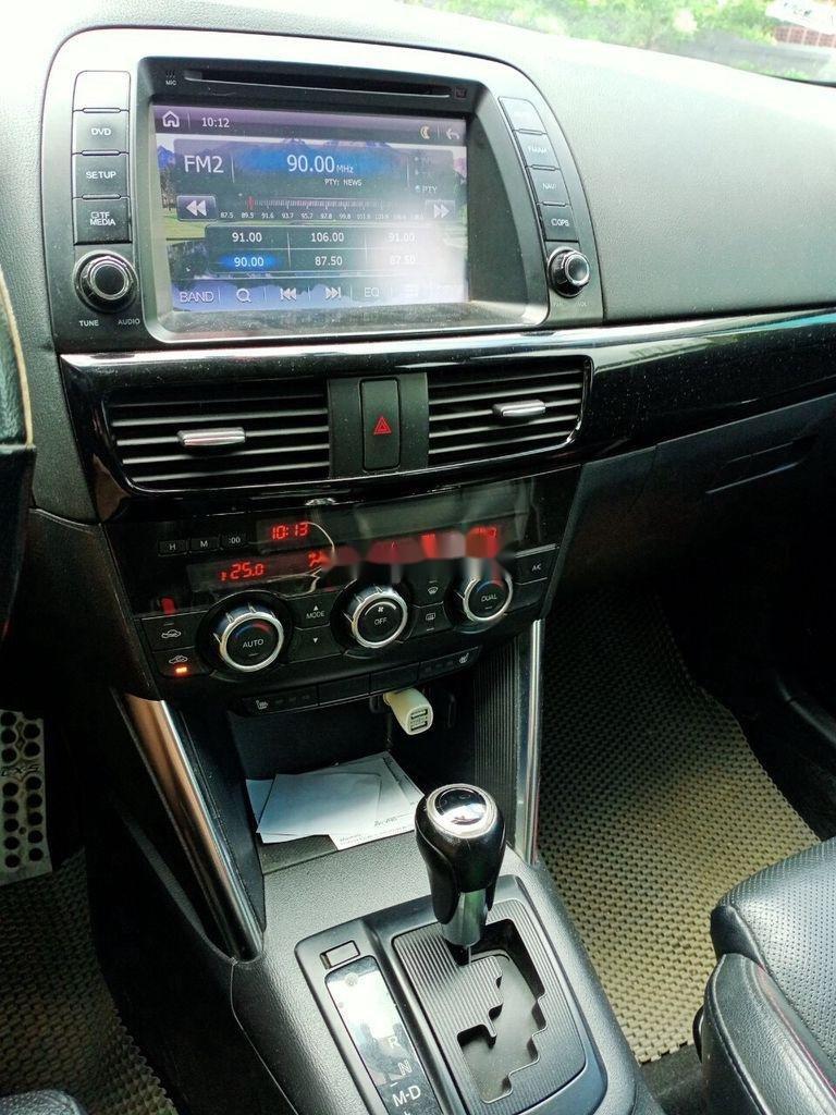 Chính chủ bán Mazda CX 5 sản xuất năm 2015, màu đỏ (3)