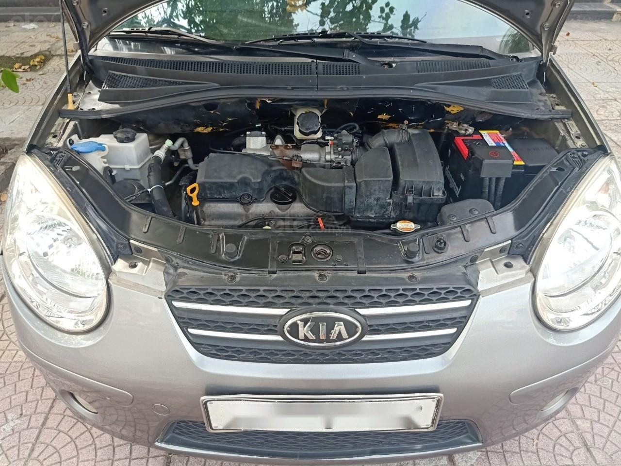 Cần bán lại xe Kia Picanto năm sản xuất 2007, màu xám, xe nhập còn mới, giá chỉ 170 triệu (3)