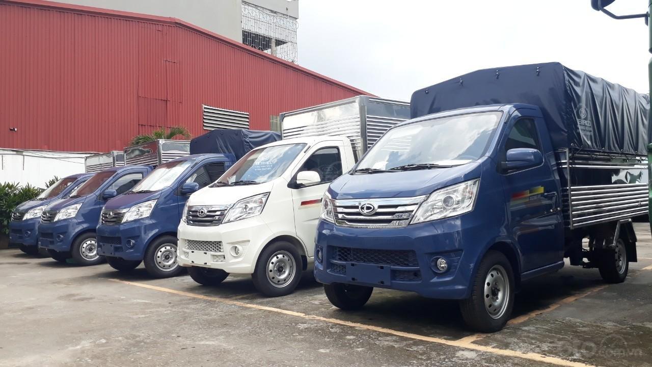 Bán xe tải Teraco T100 máy Mitsubishi 990kg tại Quảng Ninh và Hải Phòng (2)