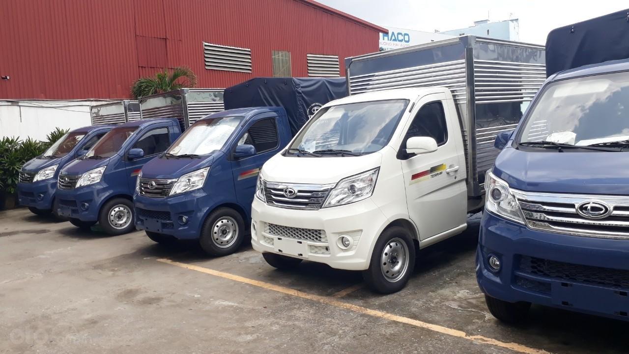 Bán xe tải Teraco T100 máy Mitsubishi 990kg tại Quảng Ninh và Hải Phòng (3)