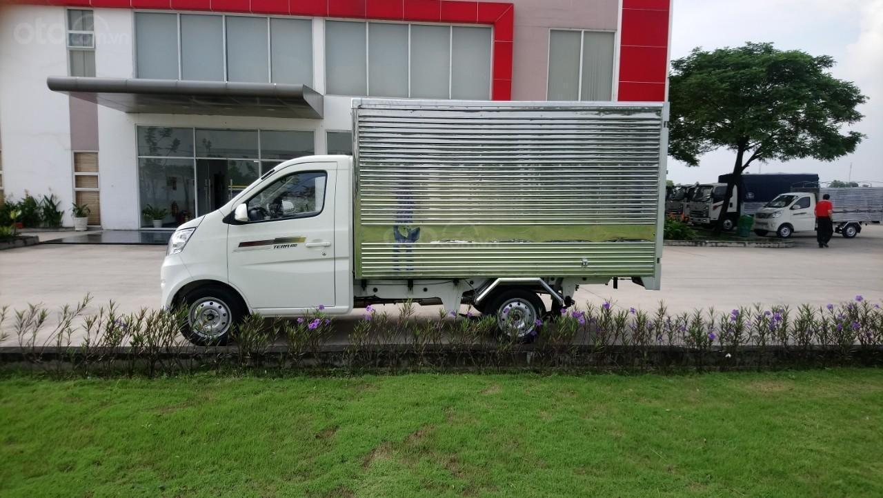Bán xe tải Teraco T100 máy Mitsubishi 990kg tại Quảng Ninh và Hải Phòng (1)