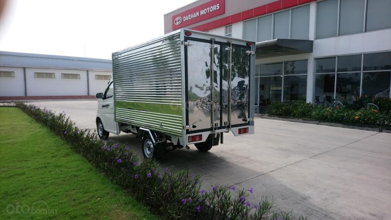 Bán xe tải Teraco T100 máy Mitsubishi 990kg tại Quảng Ninh và Hải Phòng (4)