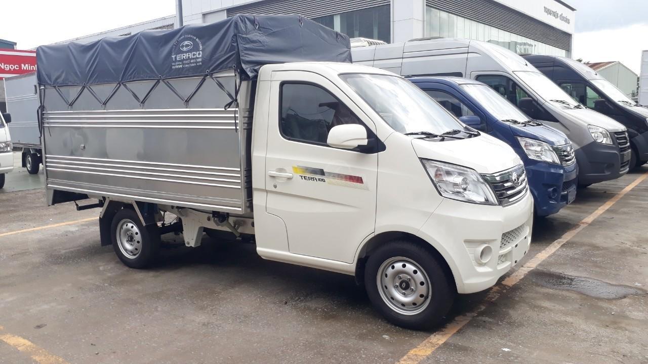 Bán xe tải Teraco T100 máy Mitsubishi 990kg tại Quảng Ninh và Hải Phòng (5)