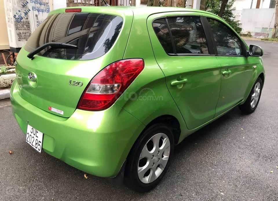 Cần bán Hyundai i20 1.4AT sản xuất 2010, nhập khẩu   (3)