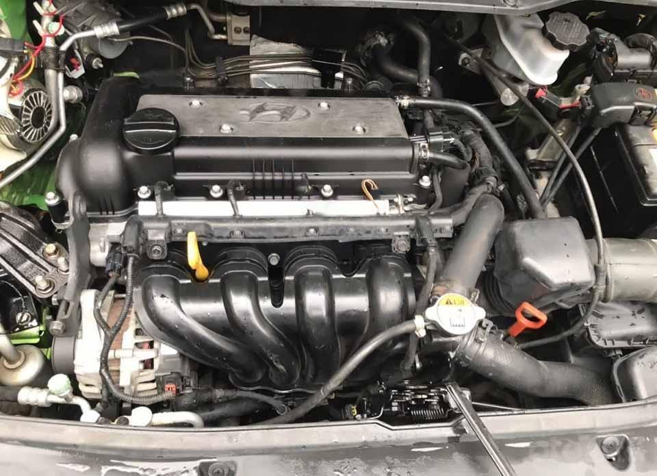 Cần bán Hyundai i20 1.4AT sản xuất 2010, nhập khẩu   (4)