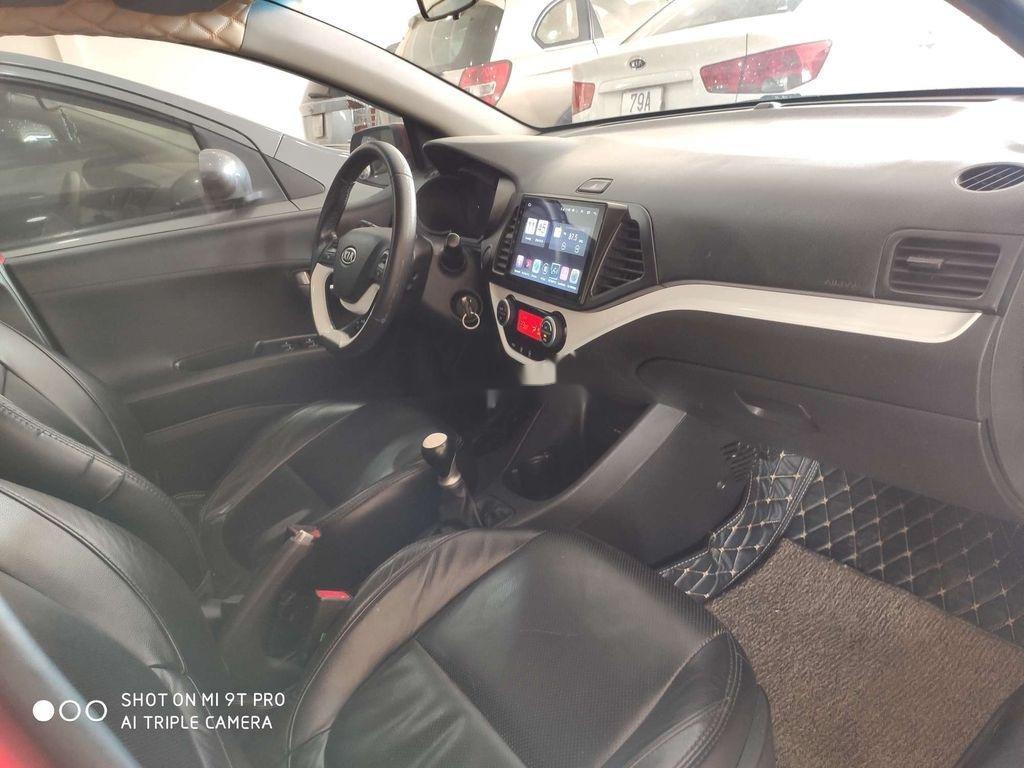 Bán Kia Picanto sản xuất 2014, màu đỏ, xe nhập còn mới, giá tốt (7)