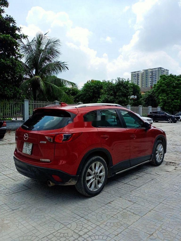 Chính chủ bán Mazda CX 5 sản xuất năm 2015, màu đỏ (9)