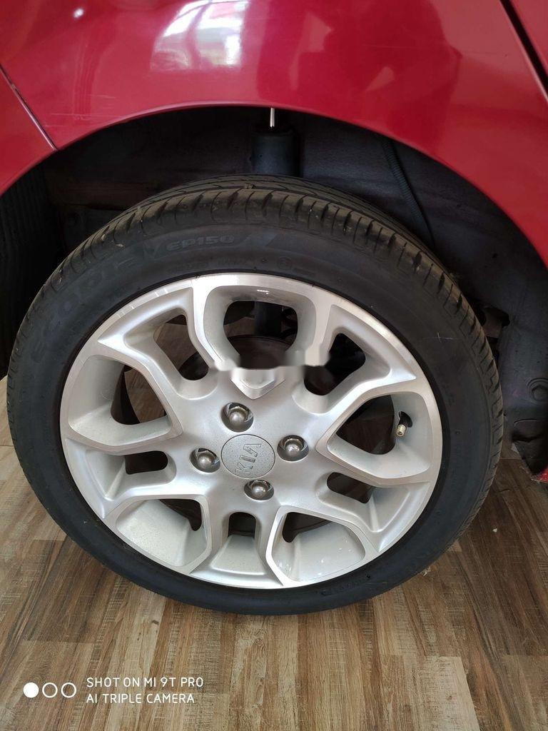 Bán Kia Picanto sản xuất 2014, màu đỏ, xe nhập còn mới, giá tốt (11)