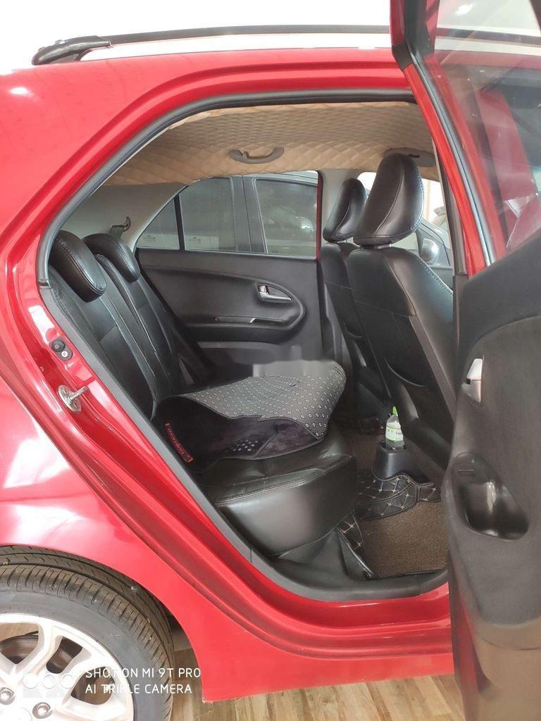 Bán Kia Picanto sản xuất 2014, màu đỏ, xe nhập còn mới, giá tốt (8)
