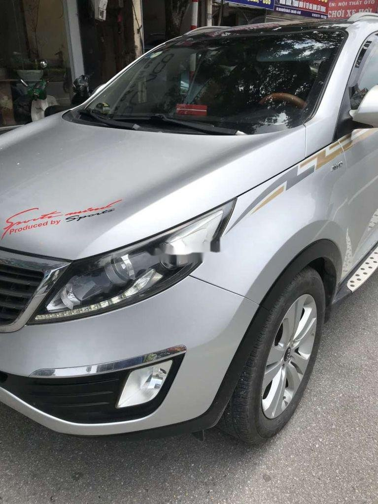 Bán xe Kia Sportage năm sản xuất 2011, xe nhập, số tự động (1)