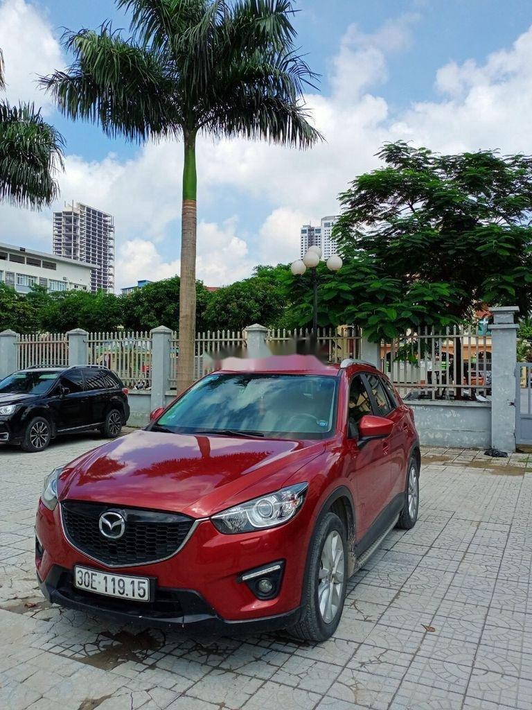 Chính chủ bán Mazda CX 5 sản xuất năm 2015, màu đỏ (1)