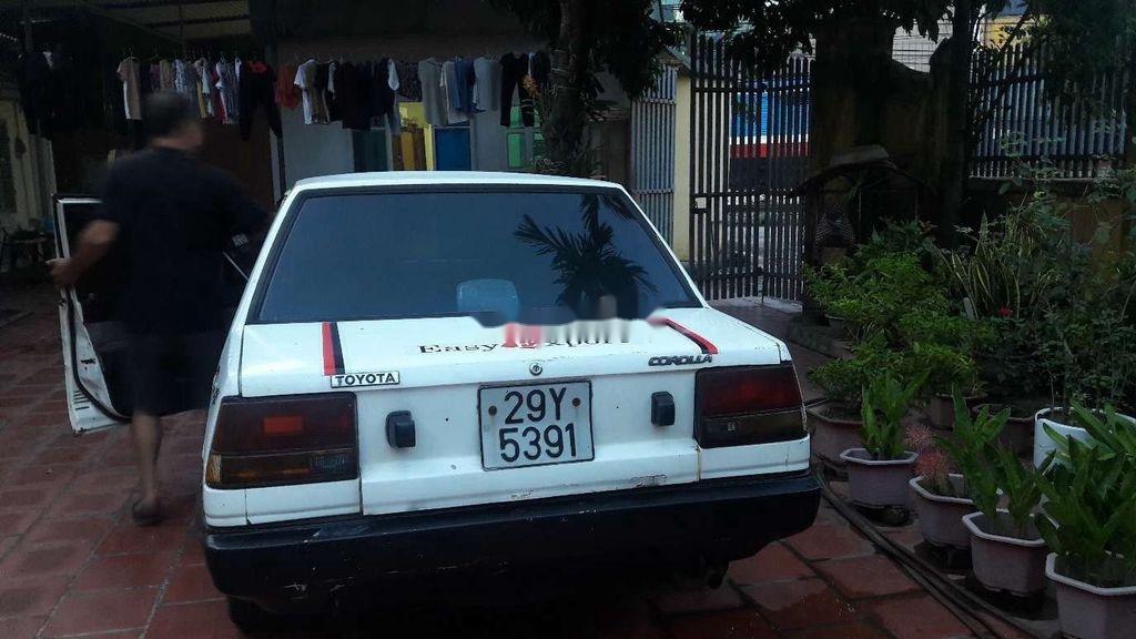 Bán lại xe tập lái Toyota Corona năm 1985, màu trắng, nhập khẩu (2)