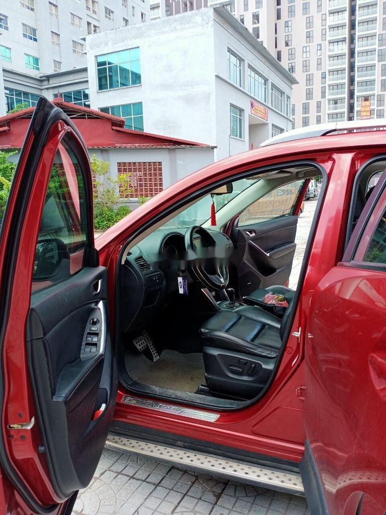 Chính chủ bán Mazda CX 5 sản xuất năm 2015, màu đỏ (7)