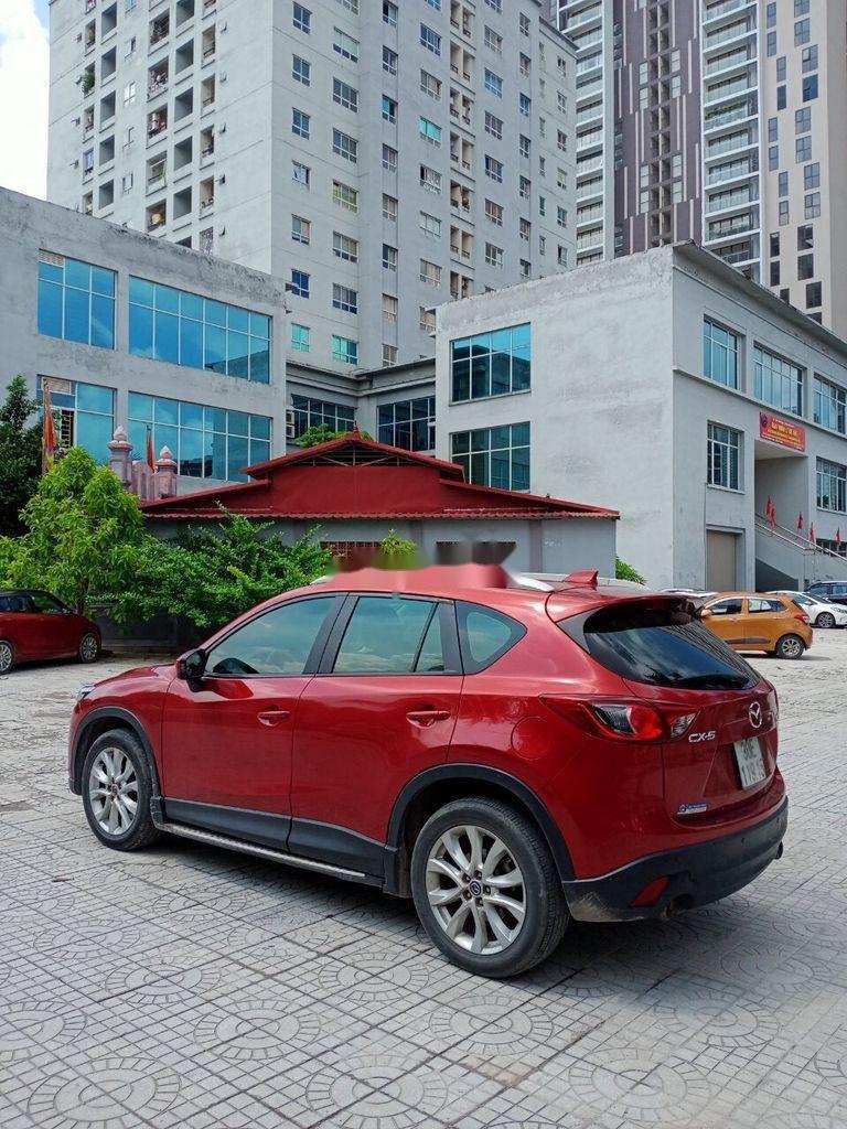 Chính chủ bán Mazda CX 5 sản xuất năm 2015, màu đỏ (10)