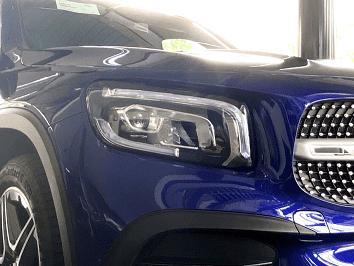Thông số kỹ thuật xe Mercedes GLB 2020: Trang bị tiện nghi 1