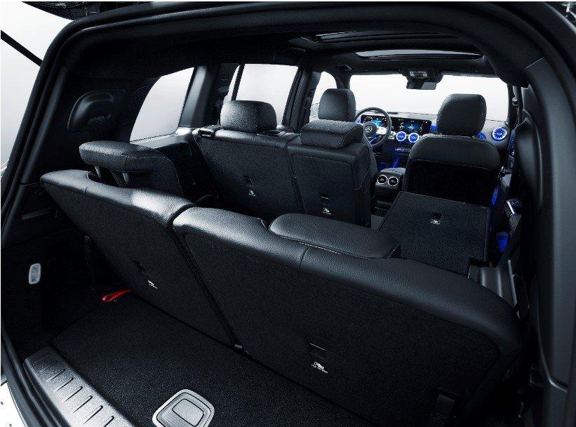 Thông số kỹ thuật xe Mercedes-Benz GLB 2020 vừa ra mắt Việt Nam a9