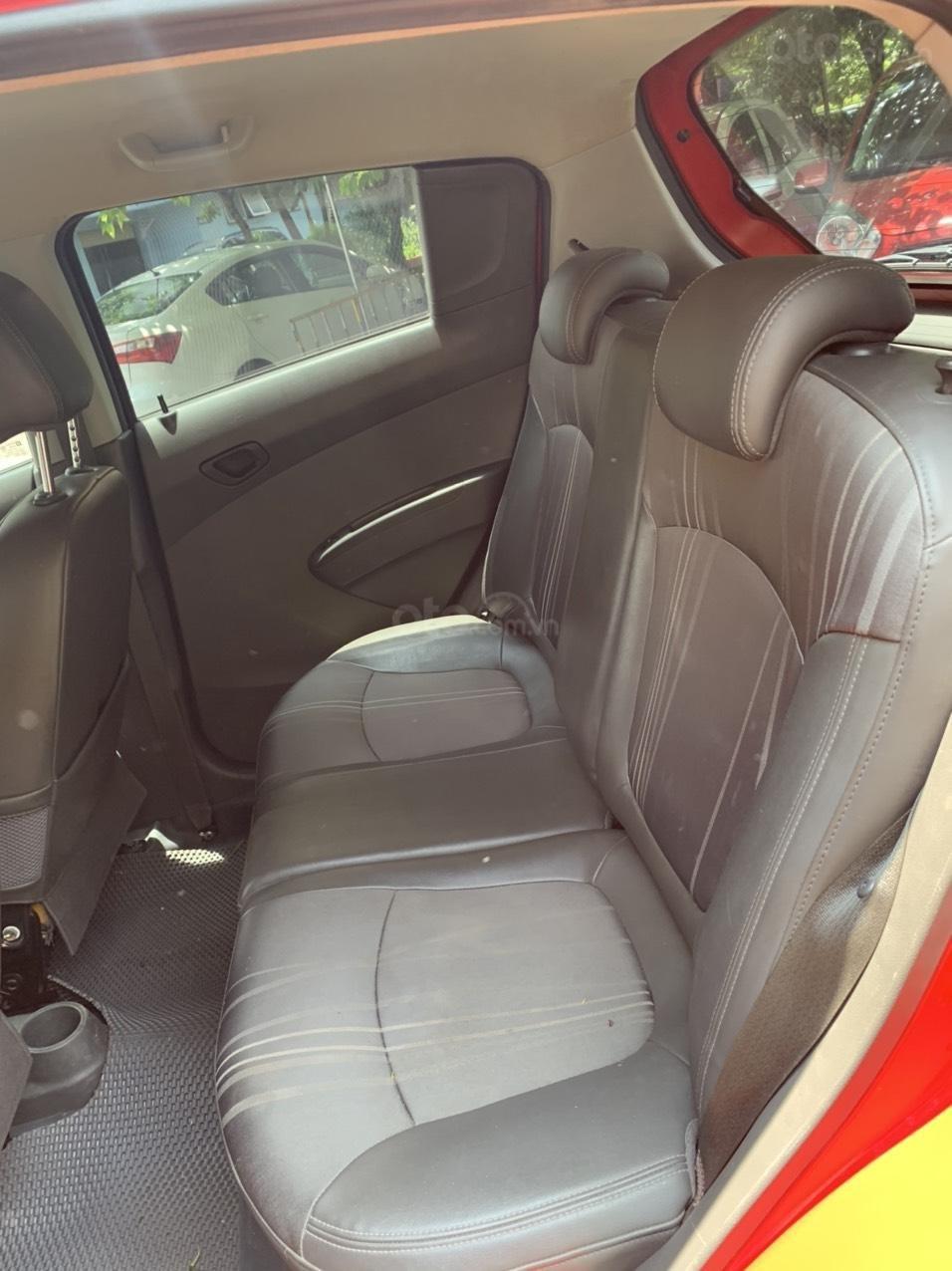 Cần bán gấp Chevrolet Spark sản xuất năm 2013 số tự động, giá chỉ 220 triệu (5)