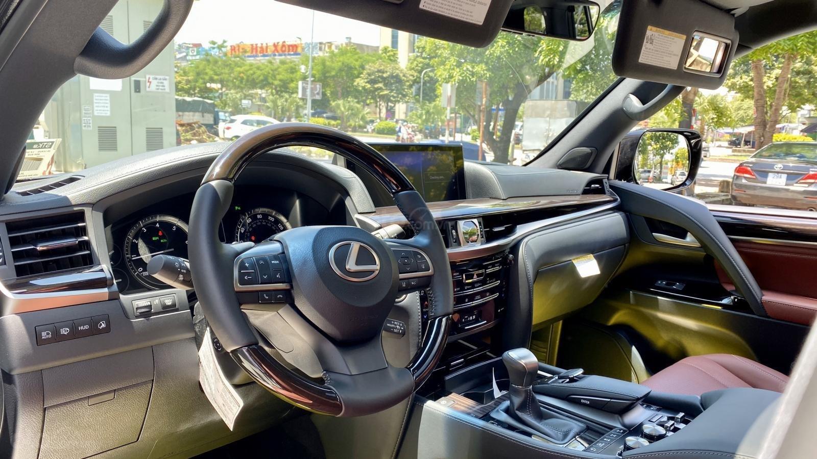 Bán Lexus LX 570s Supper Sport SX 2020, màu đen, xe nhập Mỹ mới 100% (8)