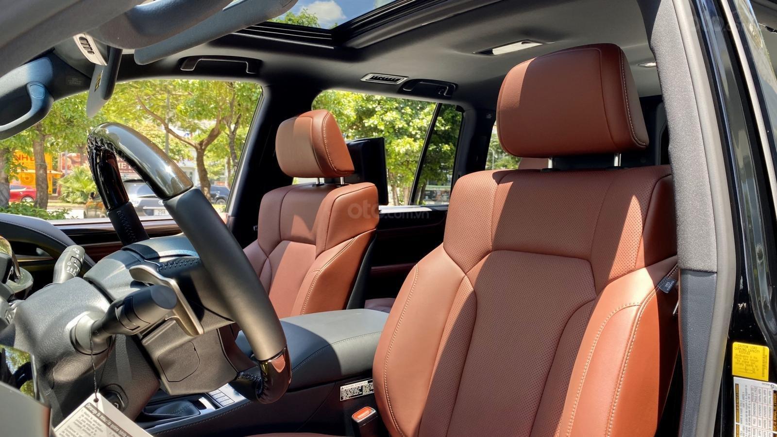 Bán Lexus LX 570s Supper Sport SX 2020, màu đen, xe nhập Mỹ mới 100% (7)
