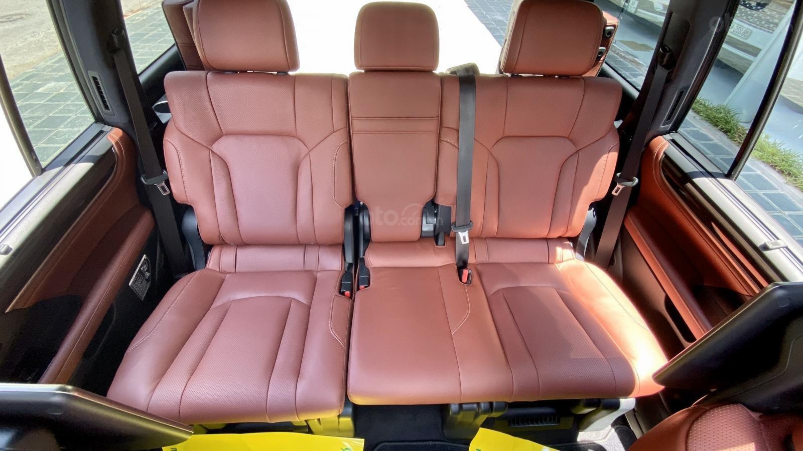 Bán Lexus LX 570s Supper Sport SX 2020, màu đen, xe nhập Mỹ mới 100% (12)
