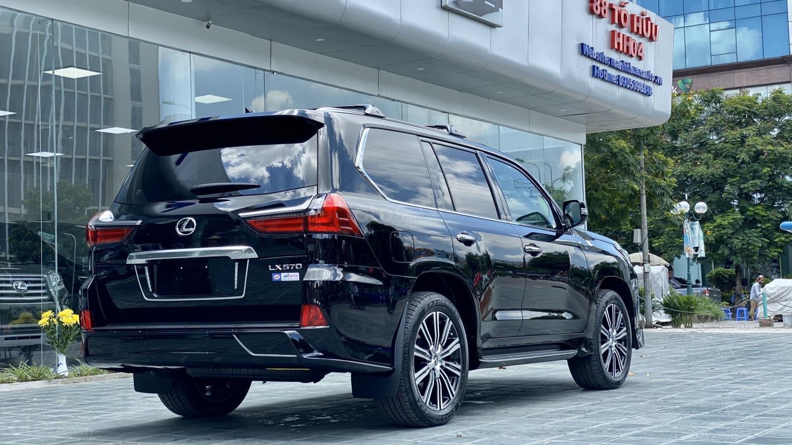Bán Lexus LX 570s Supper Sport SX 2020, màu đen, xe nhập Mỹ mới 100% (5)