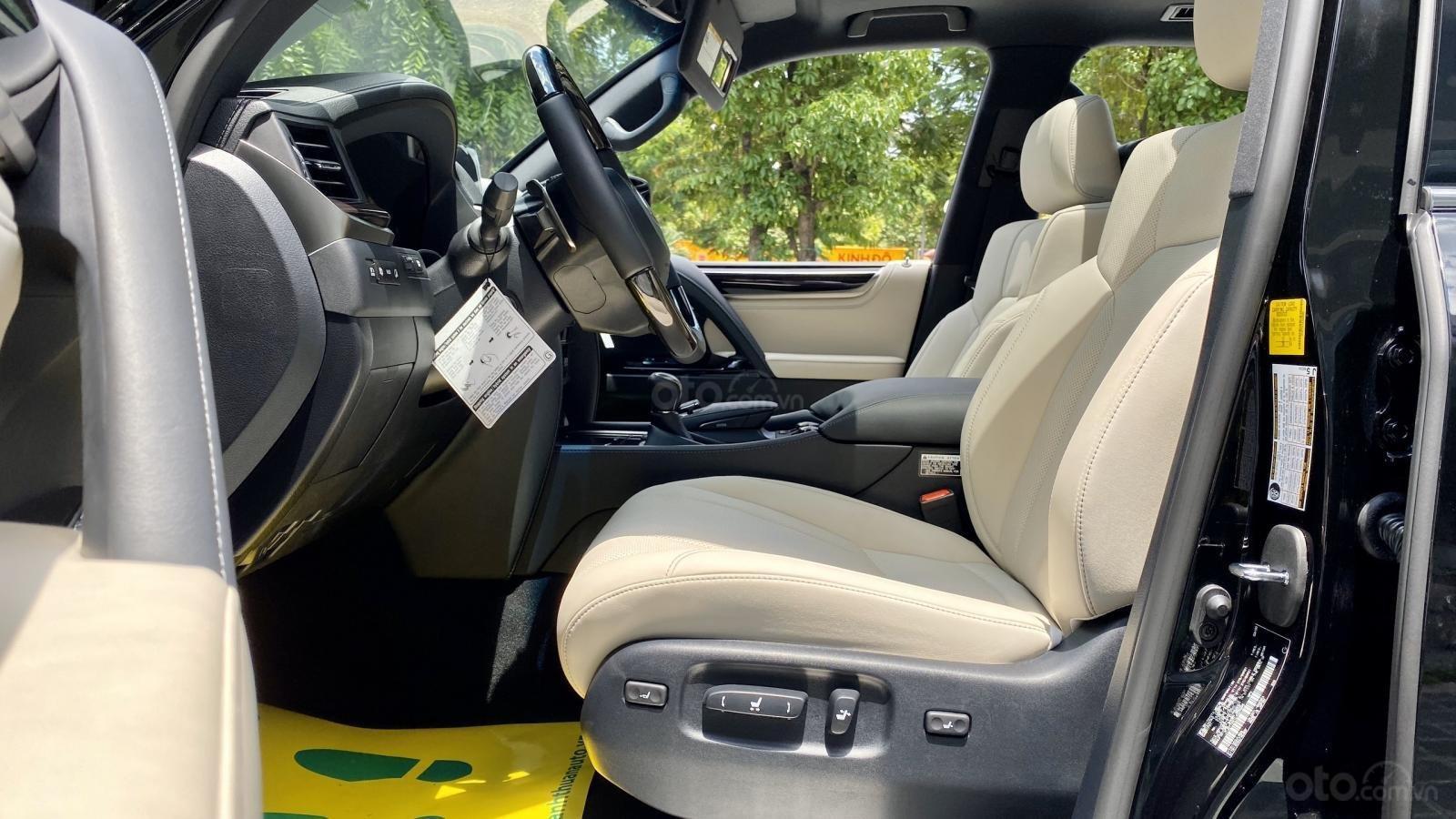 Bán Lexus LX 570s Supper Sport SX 2020, màu đen nội thất kem, xe nhập Mỹ mới 100% (9)