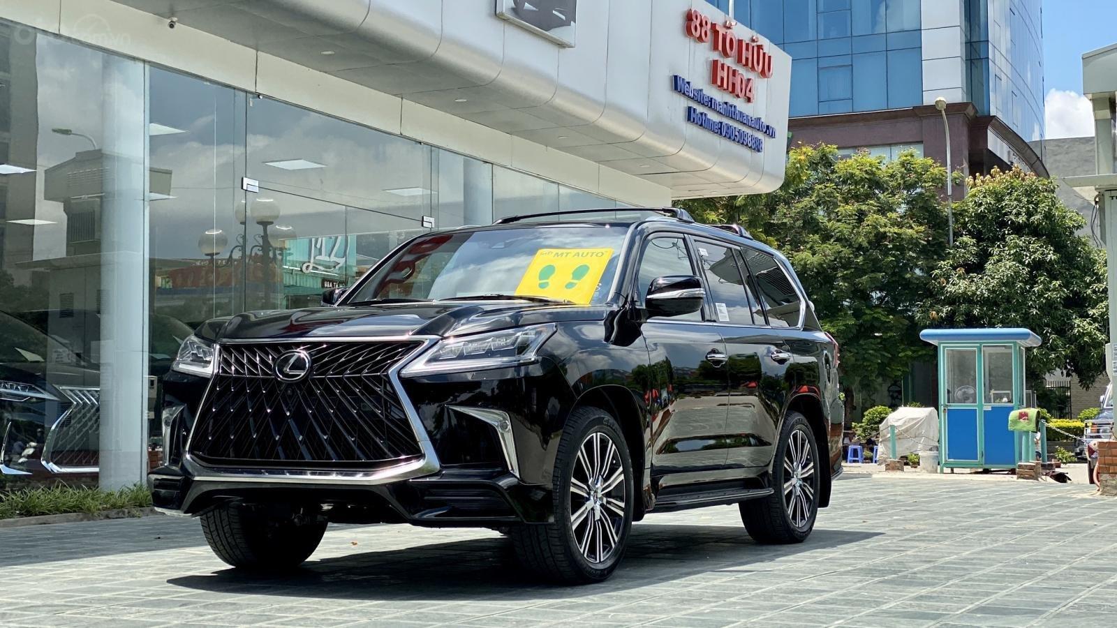 Bán Lexus LX 570s Supper Sport SX 2020, màu đen nội thất kem, xe nhập Mỹ mới 100% (3)