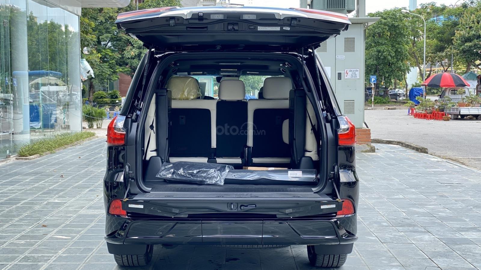 Bán Lexus LX 570s Supper Sport SX 2020, màu đen nội thất kem, xe nhập Mỹ mới 100% (5)