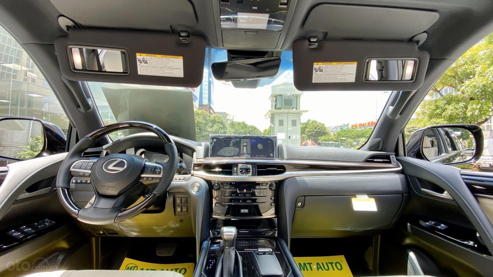Bán Lexus LX 570s Supper Sport SX 2020, màu đen nội thất kem, xe nhập Mỹ mới 100% (10)