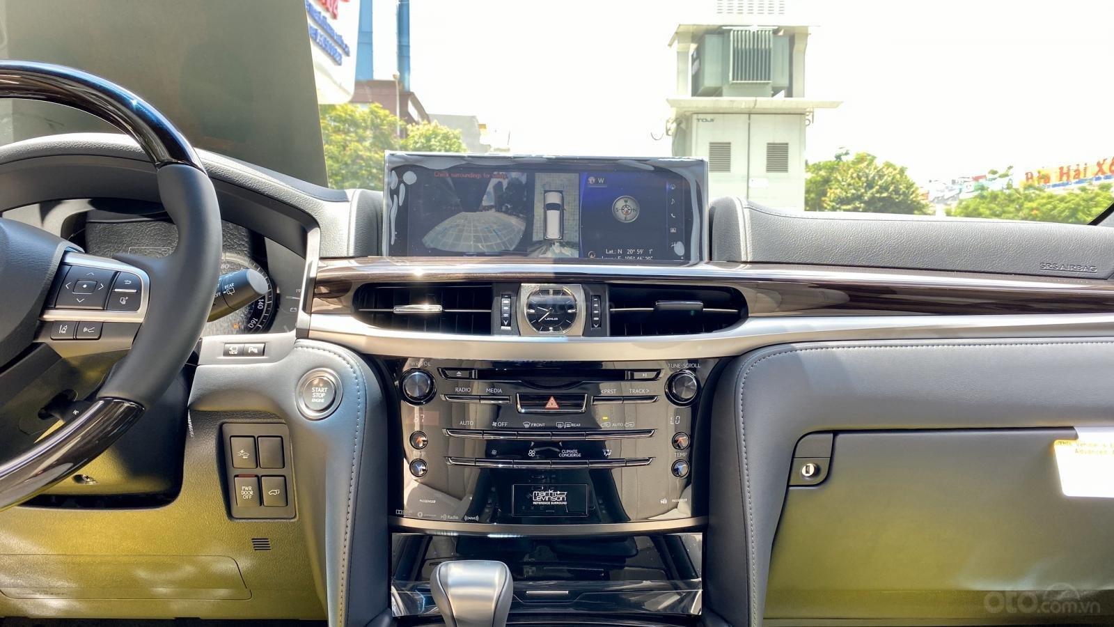 Bán Lexus LX 570s Supper Sport SX 2020, màu đen nội thất kem, xe nhập Mỹ mới 100% (12)